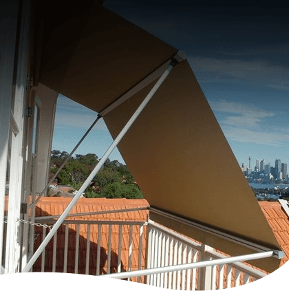 Pivot Arm Awnings 01