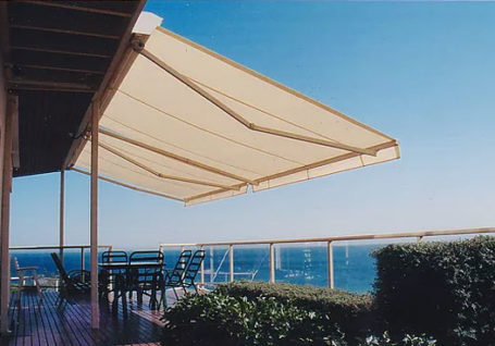 Folding Arm Awnings 01