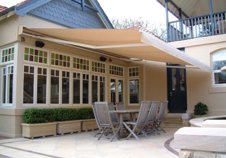 Folding Arm Awnings 06